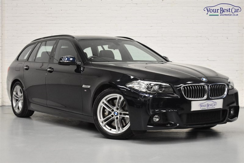 used BMW 535d M SPORT TOURING in cranbrook-common-kent