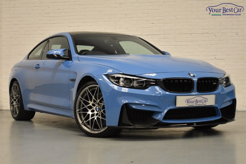 used BMW M4 COMPETITION in cranbrook-common-kent