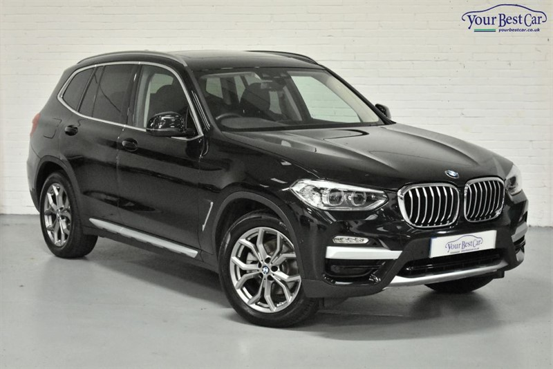 used BMW X3 XDRIVE20I XLINE in cranbrook-common-kent