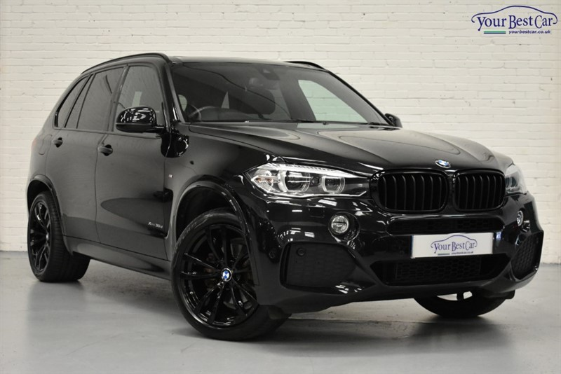 used BMW X5 XDRIVE30D M SPORT in cranbrook-common-kent