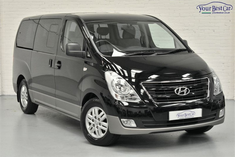 used Hyundai i800 CRDI SE in cranbrook-common-kent