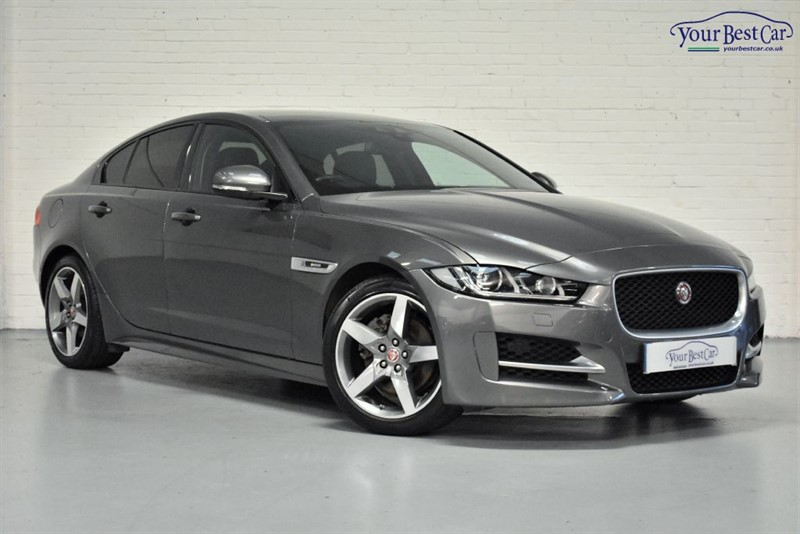 used Jaguar XE R-SPORT (PAN ROOF+HEATED SEATS+REVERSE CAMERA) in cranbrook-common-kent