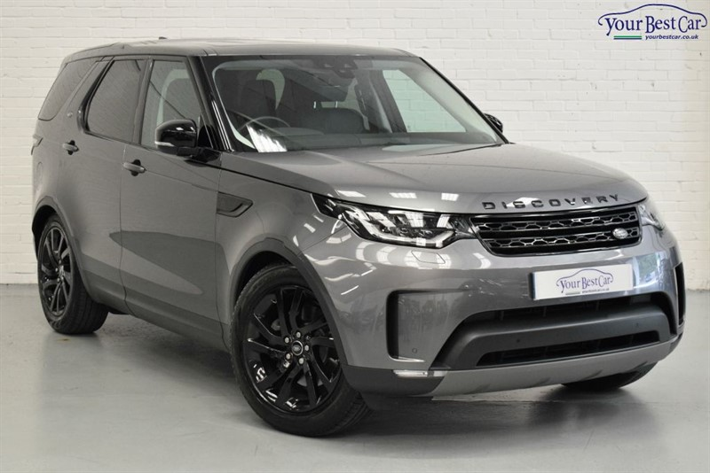 used Land Rover Discovery 2.0 SD4 SE SUV (Black Pack) in cranbrook-common-kent