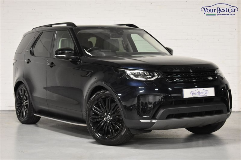 used Land Rover Discovery TD6 HSE LUXURY (£7000 of OPTIONS) in cranbrook-common-kent