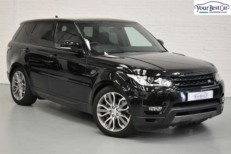 used Land Rover Range Rover Sport SDV6 HSE DYNAMIC (PAN ROOF+PRIVACY+KEYLESS+REV CAMERA) in cranbrook-common-kent