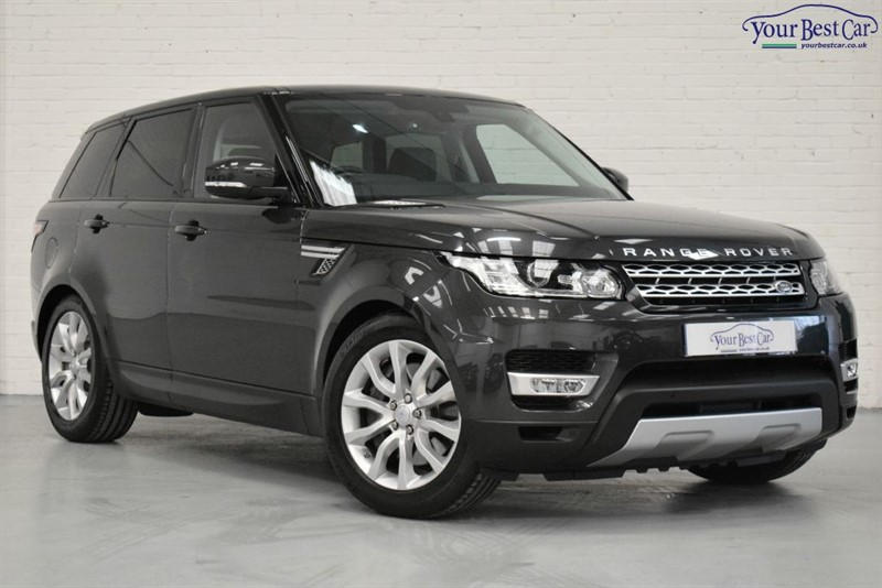 used Land Rover Range Rover Sport SDV6 HSE (1 OWNER+FULL LAND ROVER HISTORY+A1 EXAMPLE) in cranbrook-common-kent