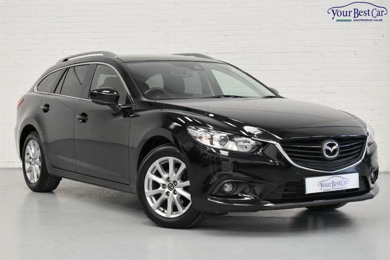 used Mazda Mazda6 6 D SE-L NAV (SAT NAV+SENSORS+DAB+202O MAZDA WARRANTY) in cranbrook-common-kent
