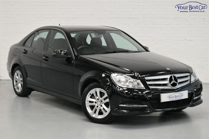 used Mercedes C200 CDI EXECUTIVE SE (HEATED SEATS+SATELLITE NAVIGATION) in cranbrook-common-kent