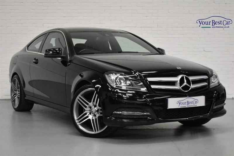 used Mercedes C220 CDI BLUEEFFICIENCY EXECUTIVE SE in cranbrook-common-kent