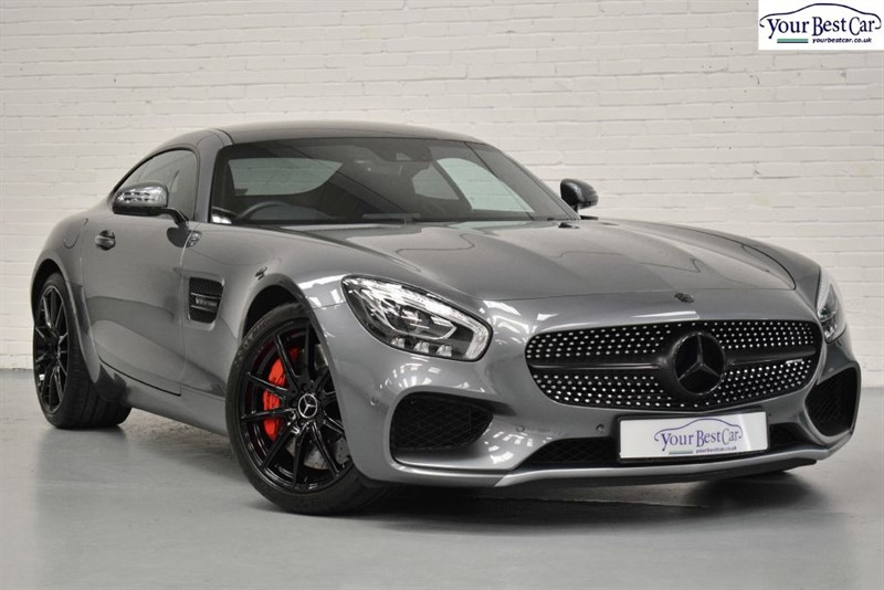 used Mercedes AMG GT GT AMG GT S PREMIUM in cranbrook-common-kent
