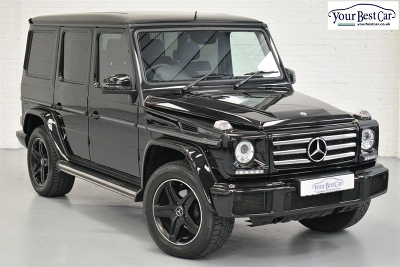 used Mercedes G Class G-CLASS G 350 D 4MATIC (£9500 OF FACTORY OPTIONS+PAN ROOF+STYLING PACK) in cranbrook-common-kent