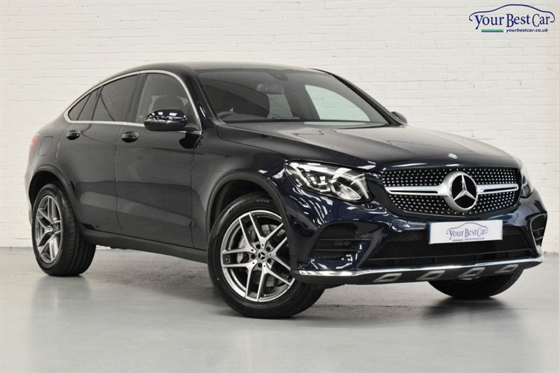 used Mercedes GL C-CLASS GLC 250 D 4MATIC AMG LINE in cranbrook-common-kent