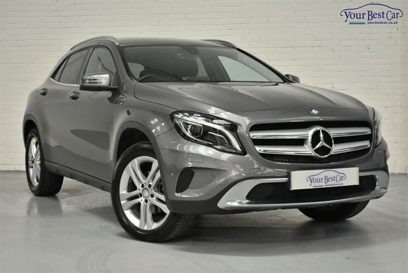 used Mercedes GLA220 GLA 200 D SPORT PREMIUM in cranbrook-common-kent