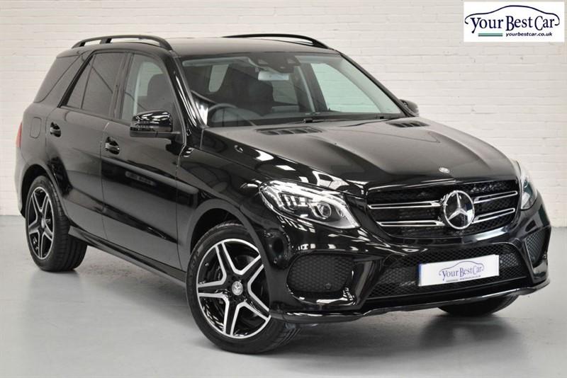 used Mercedes GL E-CLASS GLE 450 AMG 4MATIC PREMIUM in cranbrook-common-kent
