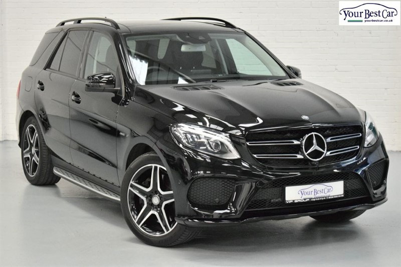 used Mercedes GLE Class GLE 450 AMG 4MATIC PREMIUM GLE43 in cranbrook-common-kent