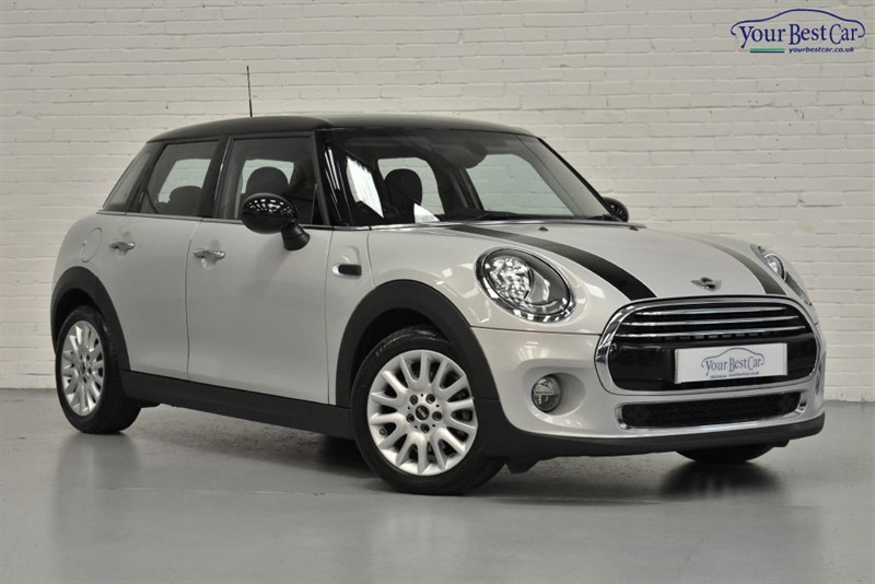 used MINI Hatch COOPER D (SAT NAV+SERVICE PACK+CHILI PACK+1 OWNER) in cranbrook-common-kent