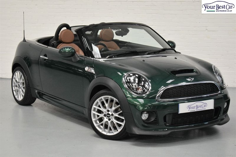 used MINI Roadster COOPER S (£7865 OF FACTORY OPTIONS ADDED) in cranbrook-common-kent