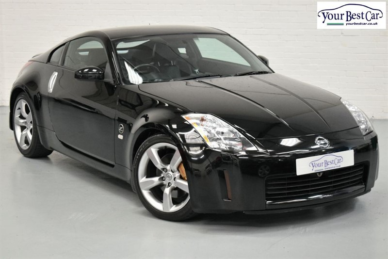 used Nissan  350 Z V6 GRAN TURISMO 4 (LOW MILEAGE+RARE EXAMPLE 69 OF 176 MADE) in cranbrook-common-kent