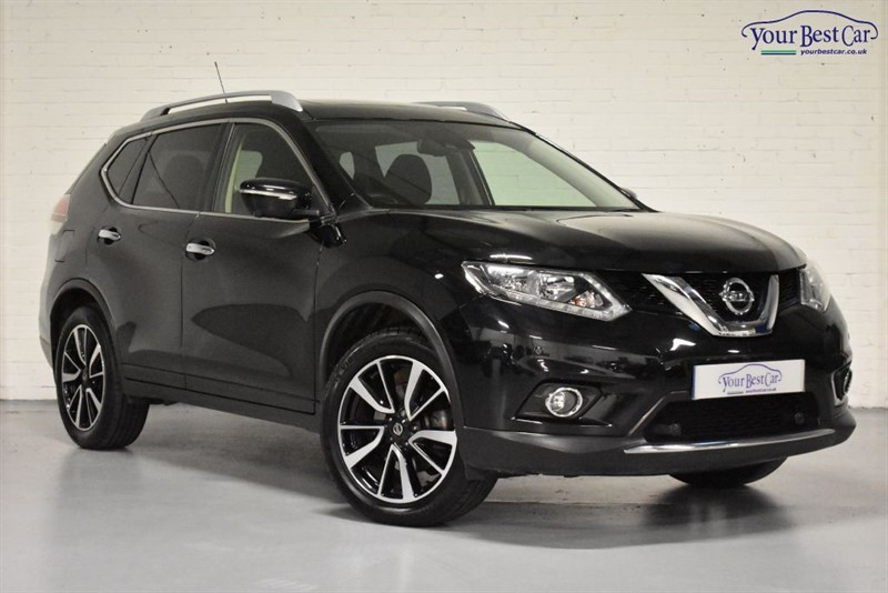 used Nissan X-Trail DCI N-TEC in cranbrook-common-kent