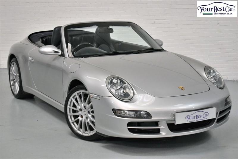 used Porsche 911 CARRERA 2 in cranbrook-common-kent