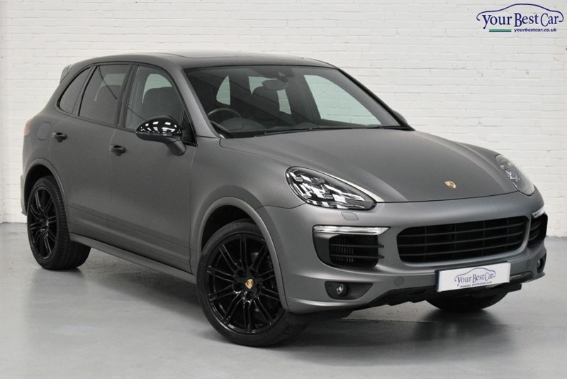 used Porsche Cayenne D V6 TIPTRONIC S (£17,000 OF FACTORY OPTIONS ADDED) in cranbrook-common-kent