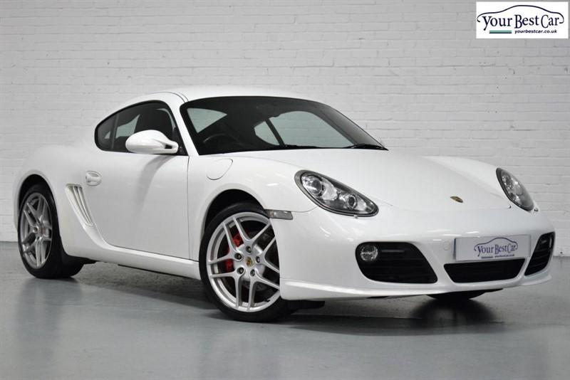 "used Porsche Cayman 24V S (GEN 2+SAT NAV+BOSE+19"" ALLOYS+BLUETOOTH) in cranbrook-common-kent"