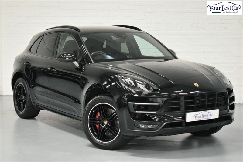 used Porsche Macan TURBO PDK (LANE DEPARTURE+ADAPTIVE XENONS+HEATED STEERING WHEEL) in cranbrook-common-kent