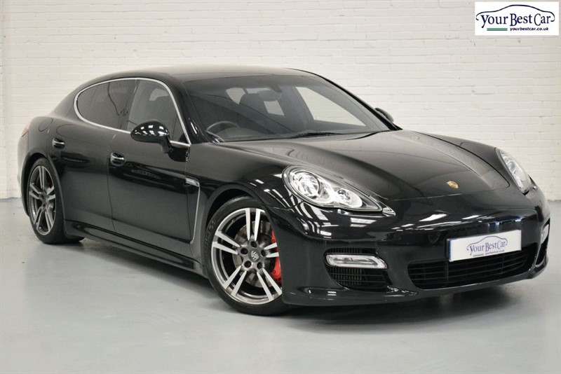 used Porsche Panamera TURBO PDK (£9500 OF OPTION) in cranbrook-common-kent