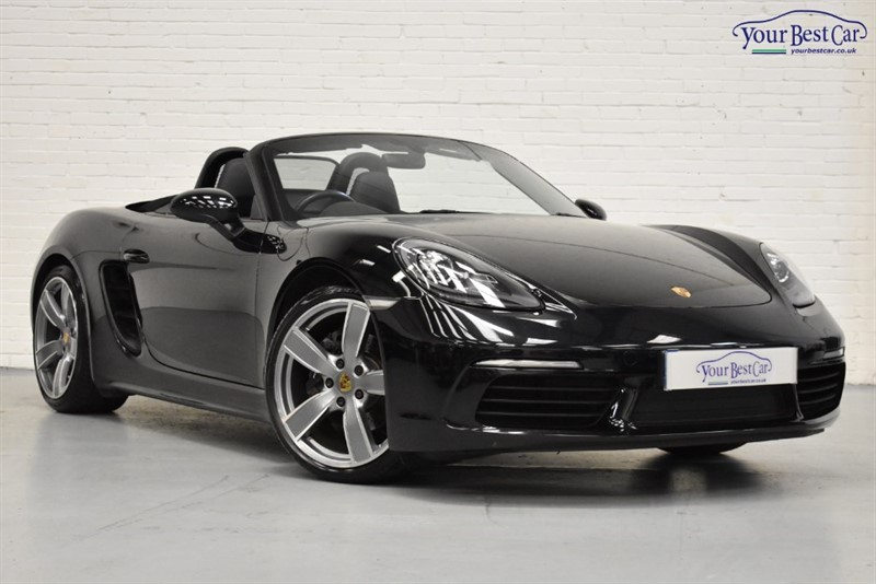 used Porsche 718 Boxster BOXSTER PDK in cranbrook-common-kent