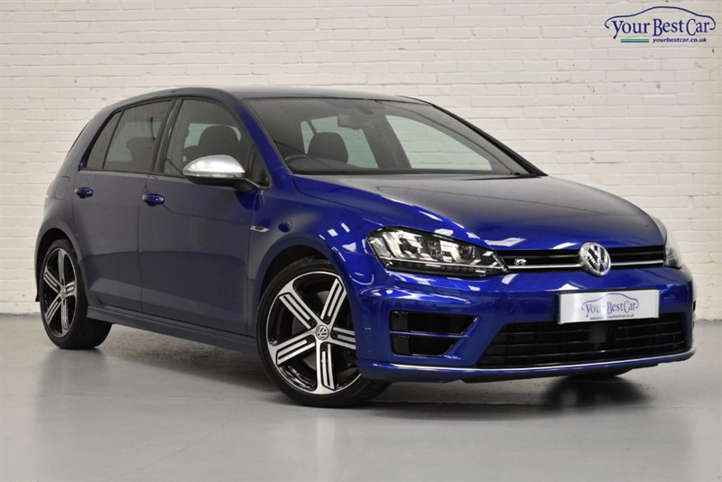 used VW Golf R in cranbrook-common-kent