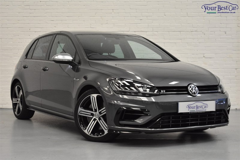 used VW Golf R TSI DSG in cranbrook-common-kent