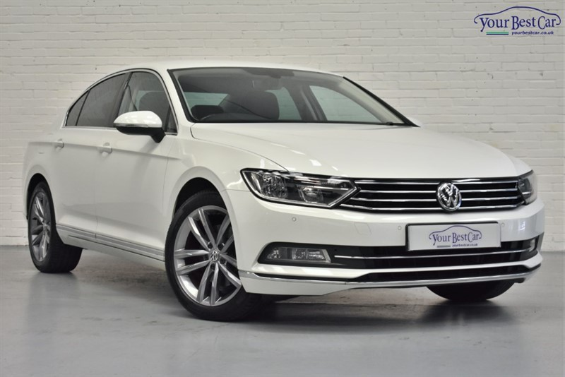 used VW Passat GT TDI BLUEMOTION TECHNOLOGY DSG in cranbrook-common-kent