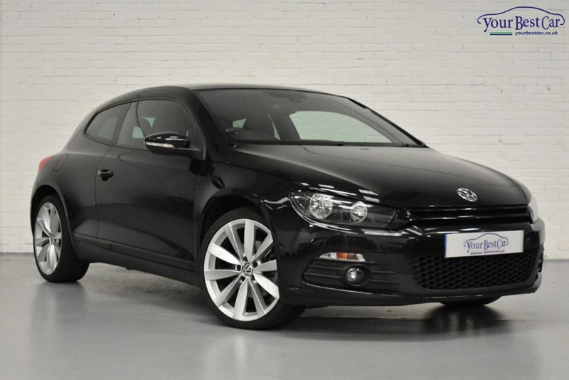 used VW Scirocco GT TDI in cranbrook-common-kent