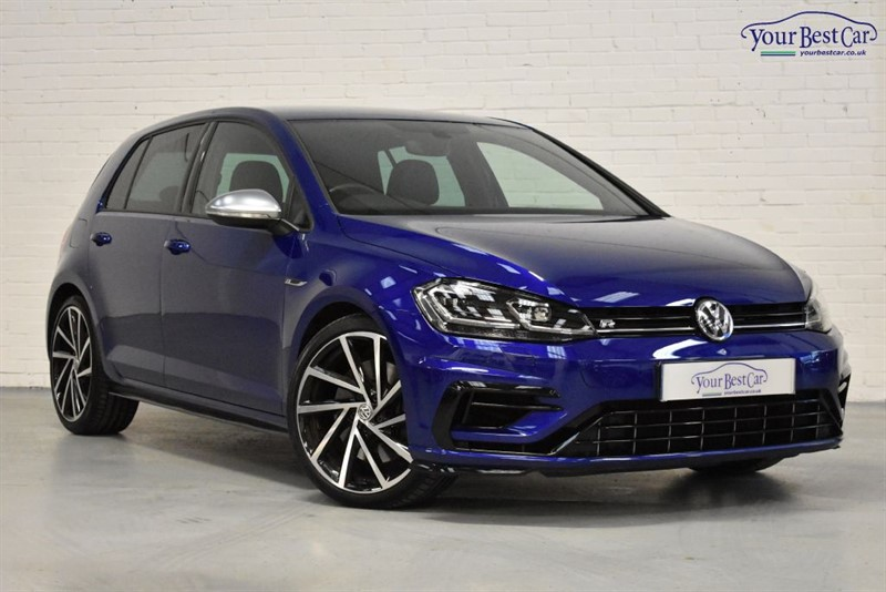 used VW Golf R TSI in cranbrook-common-kent