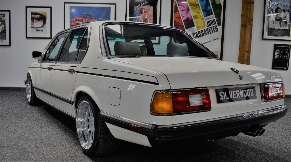 Alpine White BMW 745i For Sale | Durham