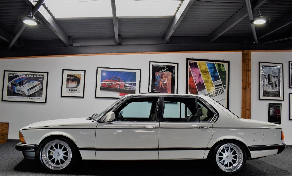 Alpine White Bmw 745i For Sale Durham