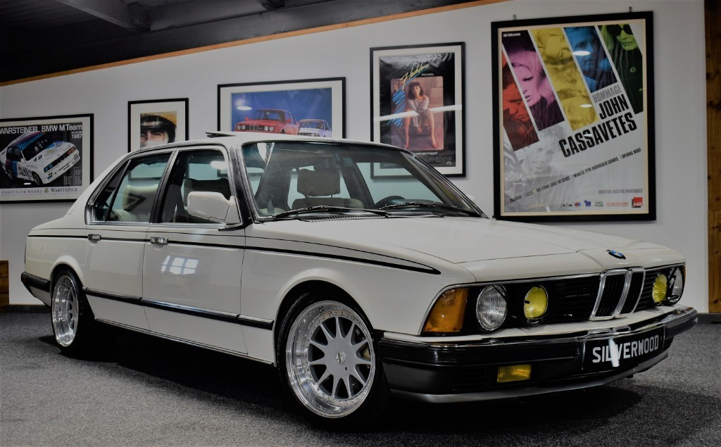 Alpine White Bmw 745i For Sale Durham