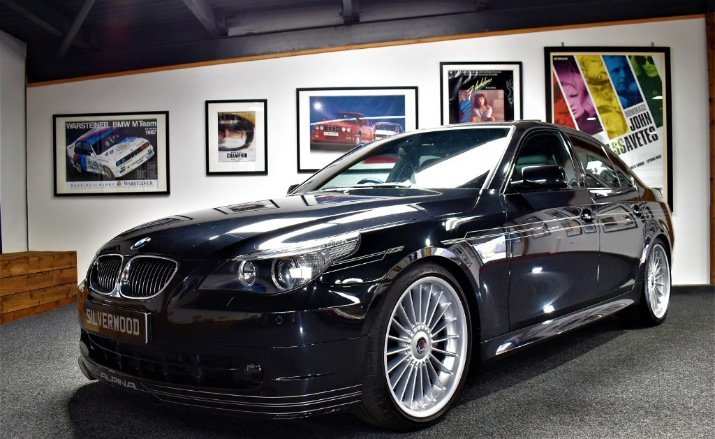 Sapphire Black Metallic BMW Alpina For Sale Durham - Bmw b5 alpina for sale