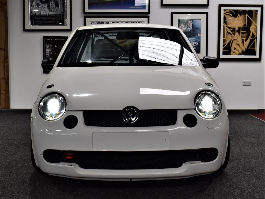 NEW VW LUPO SEAT AROSA INNER LEFT FRONT DOOR HANDLE GRAB GENUINE 6X0867179B GREY