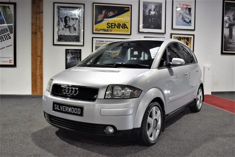 used Audi A2 TDI SE in durham