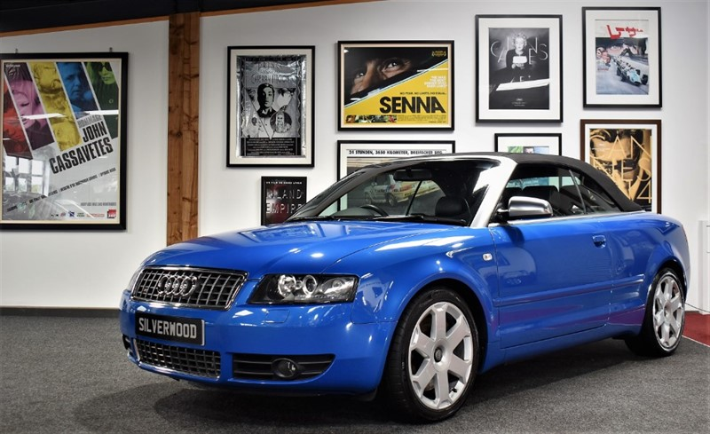 used Audi S4 4.2 V8 Quattro in durham