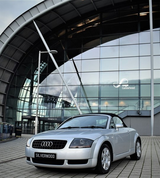 used Audi TT ROADSTER 150 in durham