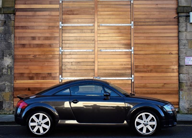 used Audi TT V6 3.2 QUATTRO 6-Speed in durham