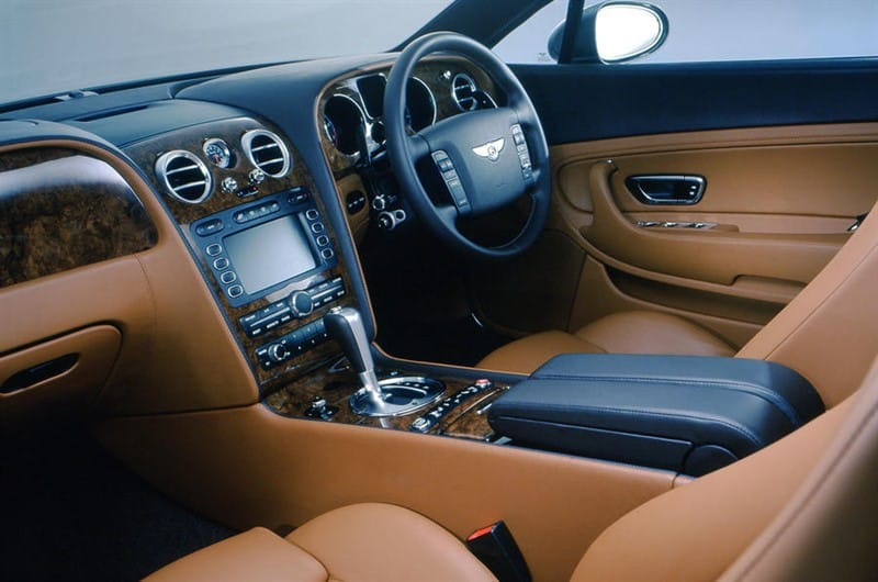 used Bentley Continental GT in durham
