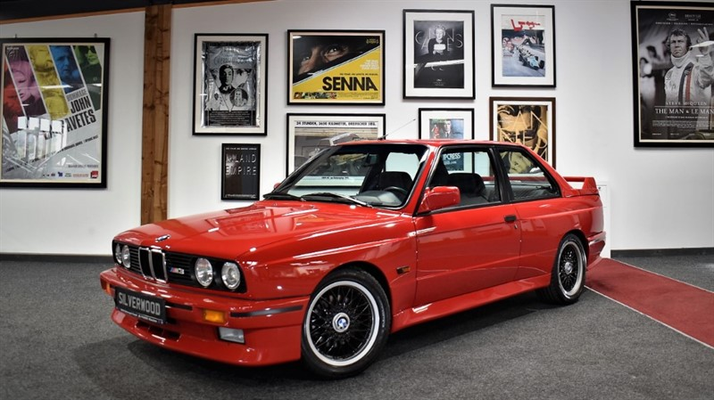 used BMW M3 E30 2.3 LHD in durham