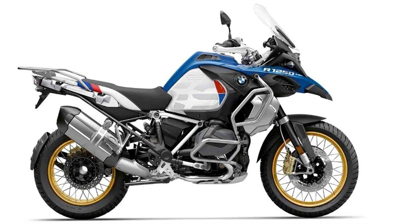 used BMW R1250GS GS1250 Adventure TE in durham