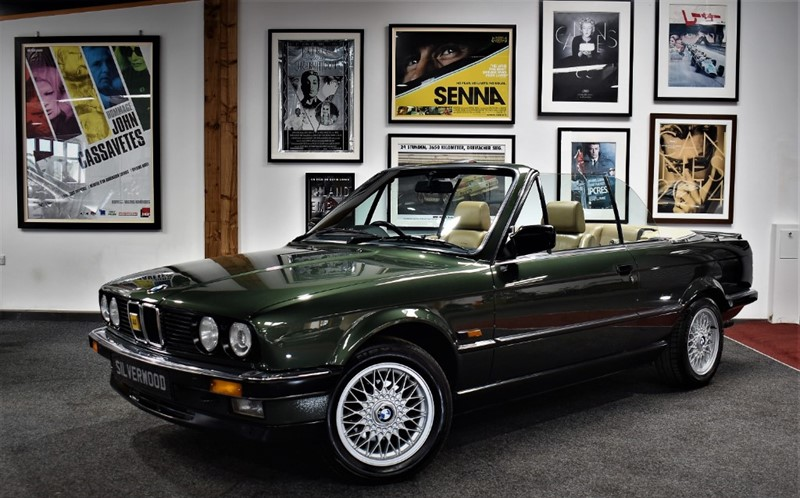 used BMW 325i E30 325i Cabriolet in durham