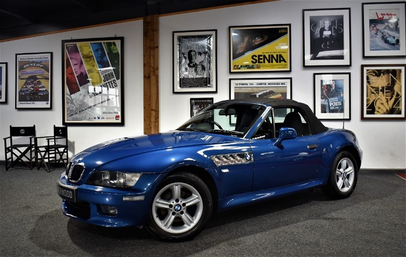 used BMW Z3 ROADSTER EDITION in durham