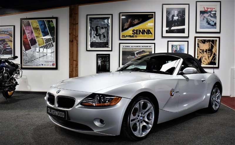 used BMW Z4 ROADSTER in durham