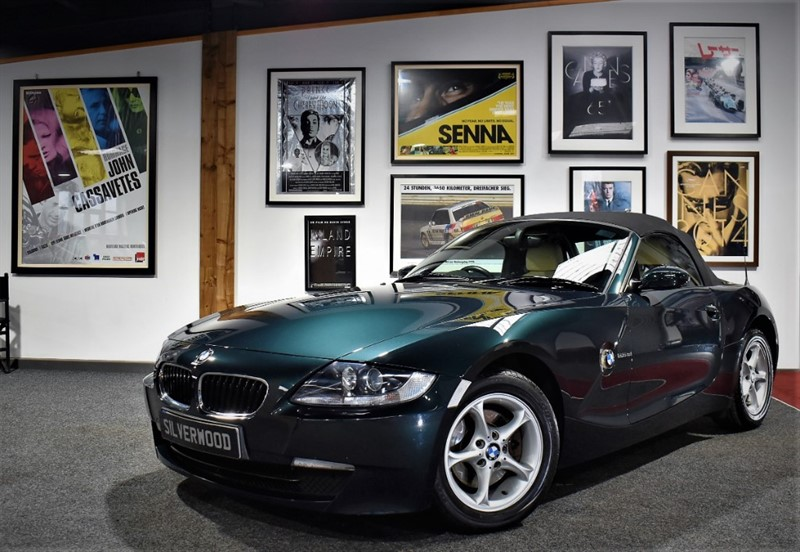 used BMW Z4 SI SE ROADSTER E4 in durham